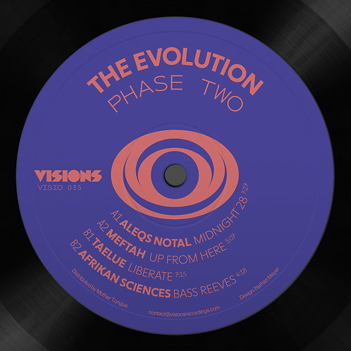 The Evolutions - Phase Two