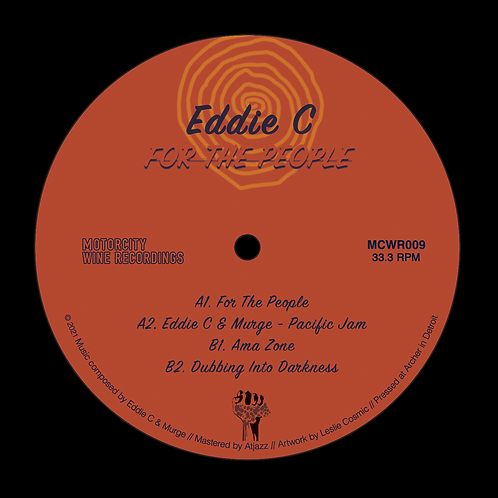 Eddie C For The People EP