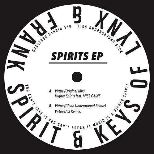 Frank Spirit & Keys of Lynx - Spirits (ft. Glenn Underground rmx)