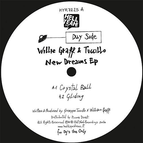 Willie Graff & Tuccillo New Dreams EP