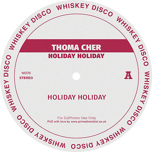 Thoma Cher - Holiday Holiday EP