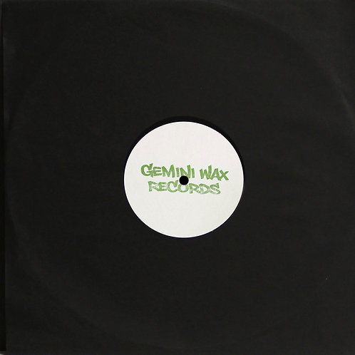 Gemini Wax Records - Summer Sample 2020