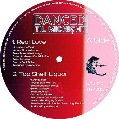 Danced Til Midnight Real Love EP