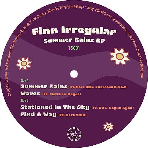 Finn Irregular Summer Rains EP