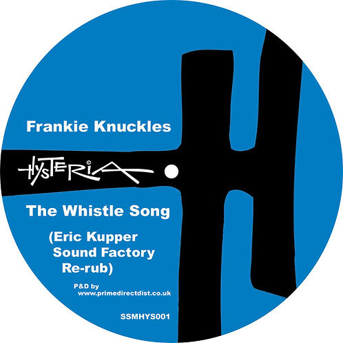 Frankie Knuckles - The Whistle Song