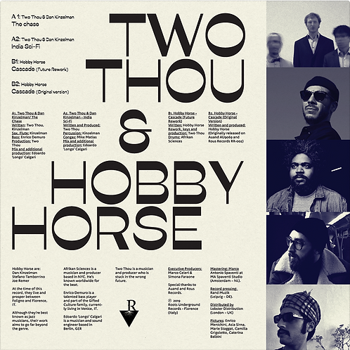 Two	Thou & Hobby Horse - Two Thou & Hobby Horse EP