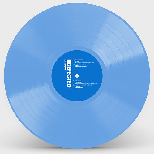 Various Artists - EP3 (Blue Vinyl Repress)