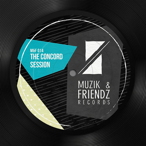 Various Artists - The Concord Session