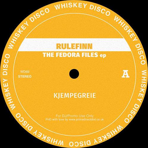 Rulefinn The Fedora Files EP