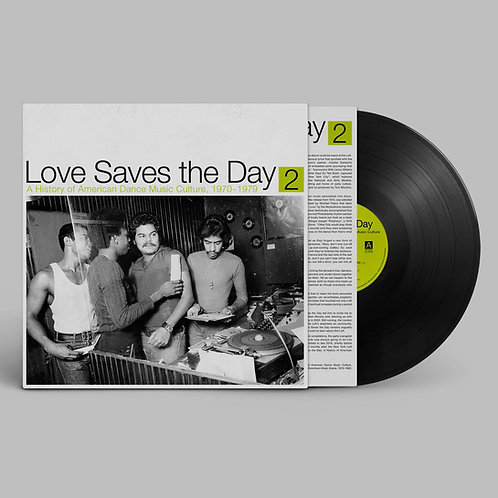 Various Artists - Love Saves the Day : A History Of American Dance Music Culture