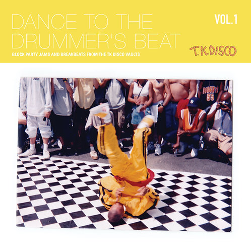 Various Artists - Dance To The Drummer's Beat Vol. 1 (Block Party Jams and Break