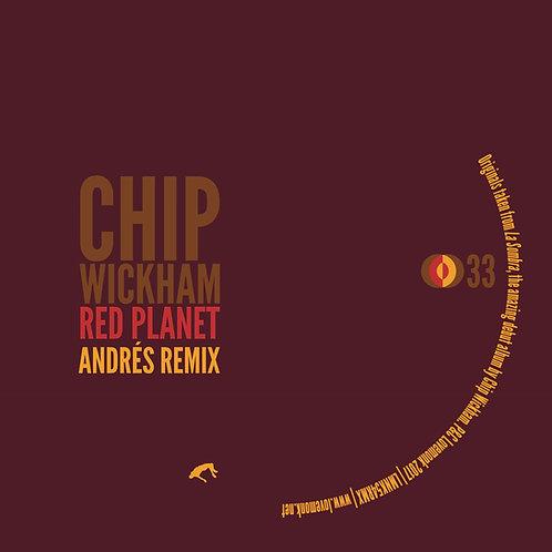 Chip Wickham - La Sombra Remixes By Andrés & Carlos Niño