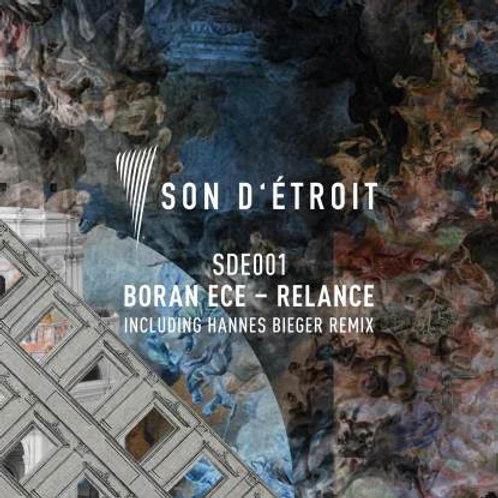Boran Ece - Relance (Hannes Bieger Remix)
