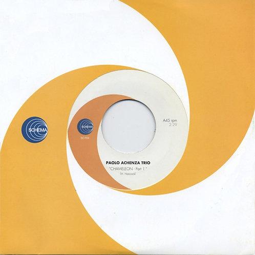 Paolo Achenza Trio - Chameleon