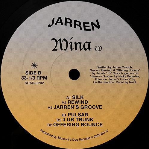Jarren Mina EP