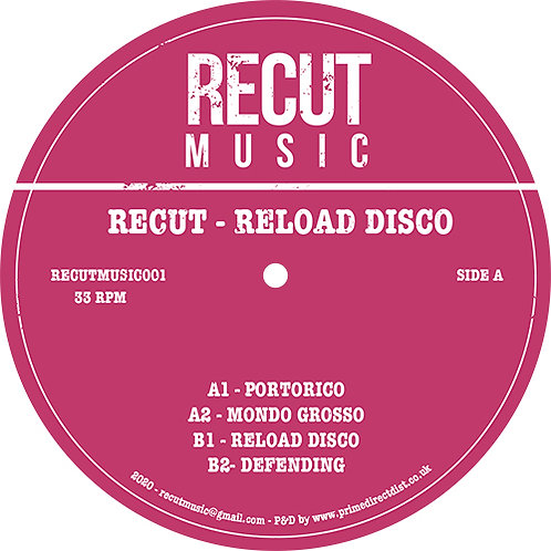 RECUT - Reload Disco