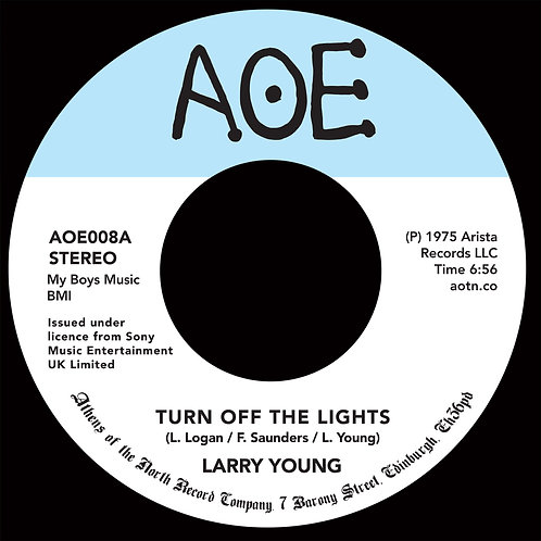 Larry Young - Turn Off The Lights