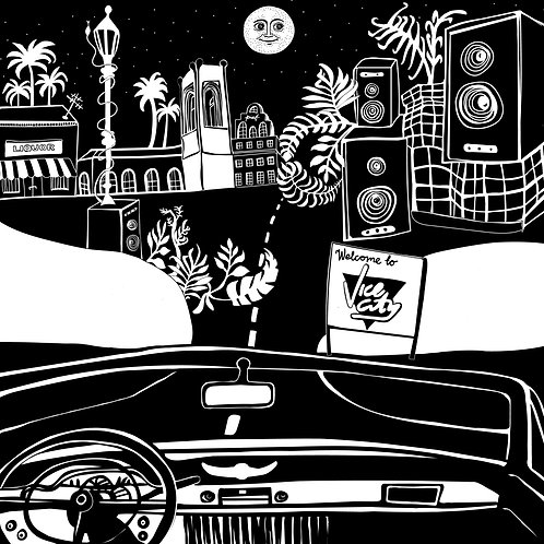 VARIOUS ARTISTS - WELCOME TO VICE CITY