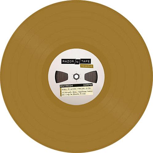 Elia y Elizabeth - Remixes De Oro / Alegría