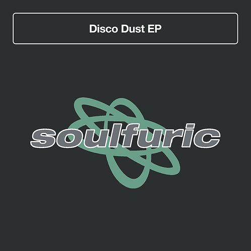 Soulsearcher, Bobby D'Ambrosio, The Lab Rats, Hardsoul - Disco Dust EP