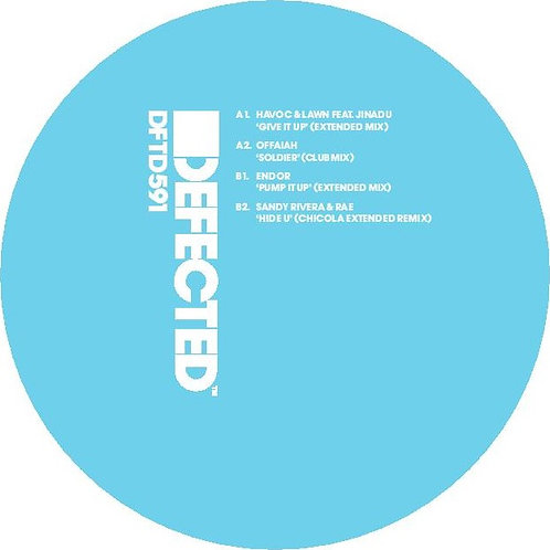 Defected Various Artists - EP7
