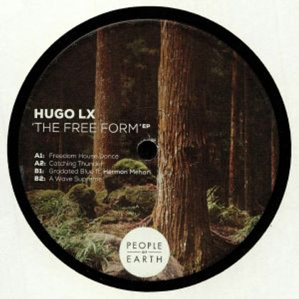 HUGO LX - The Free Form EP