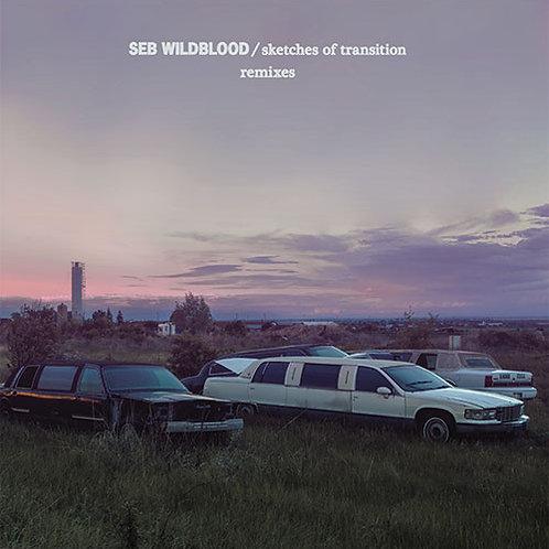 Seb Wildblood sketches of transition remixes