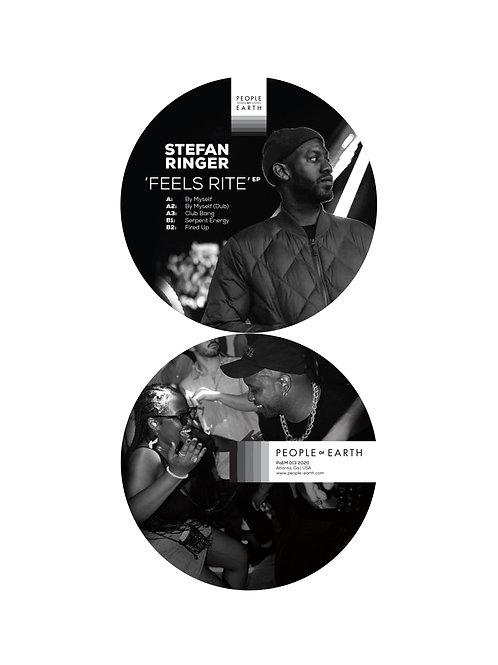 """Stefan Ringer - """"Feels Rite"""" ep"""