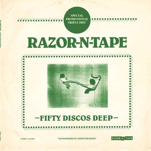 Various Artists - Fifty Discos Deep