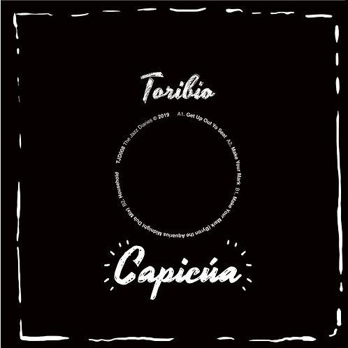 Toribio - Capicua! EP (Inc. Byron The Aquarius Remix)