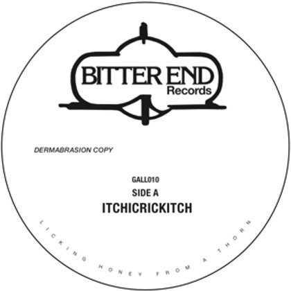 BITTER END - Itchicrickitch