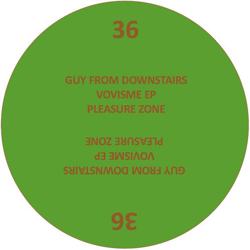 Guy from Downstairs - Vovisme EP