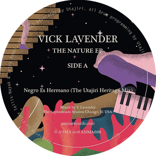 Vick Lavender - The Nature EP