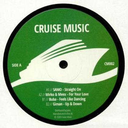 SAMO / MIRKO & MEEX / BUBA / GIMAN - Cruise Music Vinyl Jams Vol 2