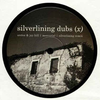 ARCTOR / JAY HILL / RAVI McARTHUR / SPOOK IN THE HOUSE - Silverlining Dubs (x)