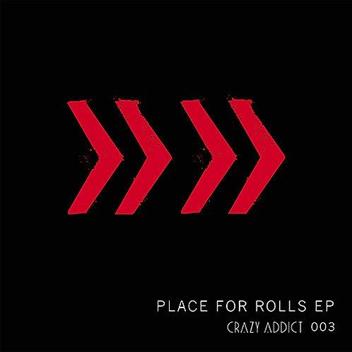 Alvaro Pastore -  Place For Rolls EP