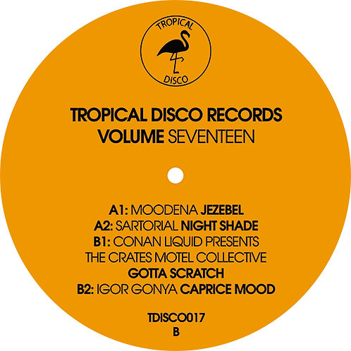 Various Artists Tropical Disco Records, Vol. 17