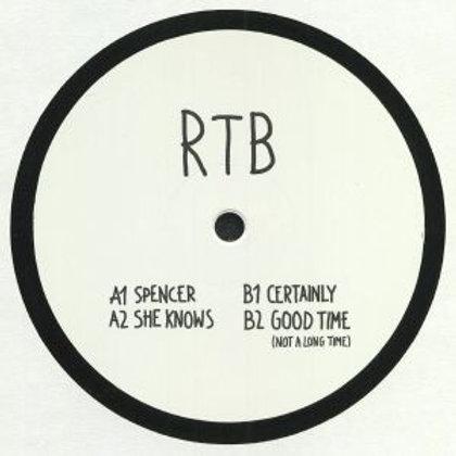 RHODE & BROWN / TILMAN - One Grand Jams EP