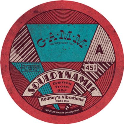 SOULDYNAMIC - RODNEY'S VIBRATIONS / FRANCO'S BREAK