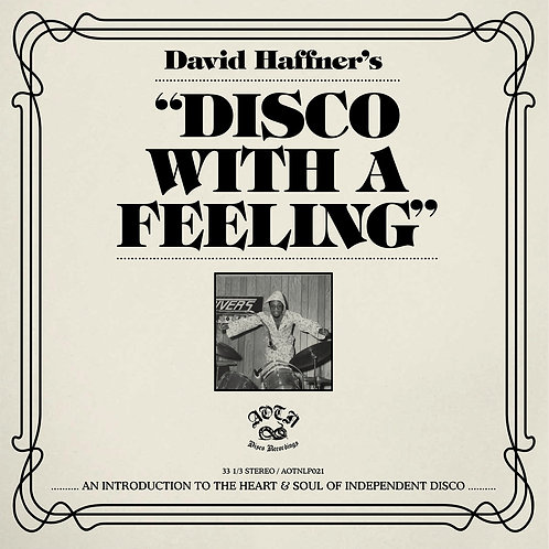 Various Artists - Disco with a Feeling
