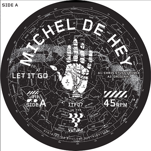 Michel de Hey (Chris Stussy and Ferro Remixes) - Let It Go / Dawning Remixes