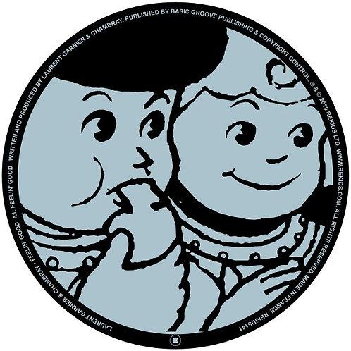 Laurent Garnier & Chambray - Feelin' Good (Radio Slave Remix)