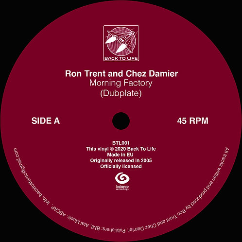 Ron Trent and Chez Damier - Morning Factory (dubplate)