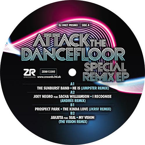 Attack The Dancefloor – Special Remix EP 17
