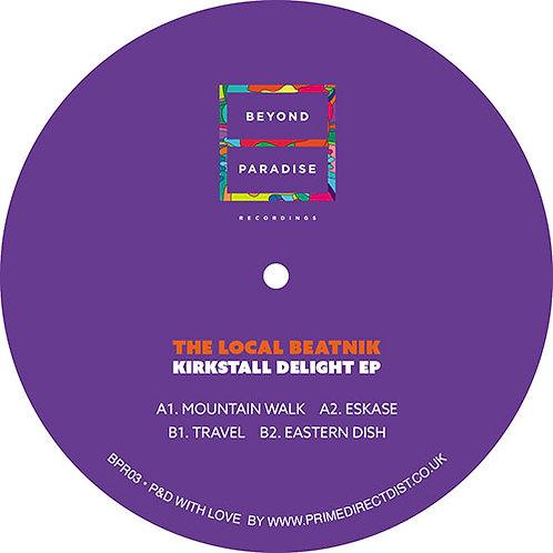 The Local Beatnik - Kirkstall Delight EP