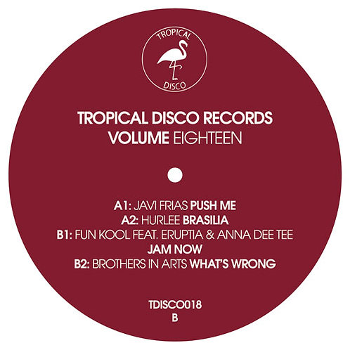 Tropical Disco Records, Vol. 18