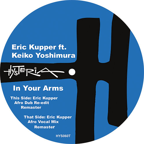 Eric Kupper Featuring Keiko Yoshimura In Your Arms