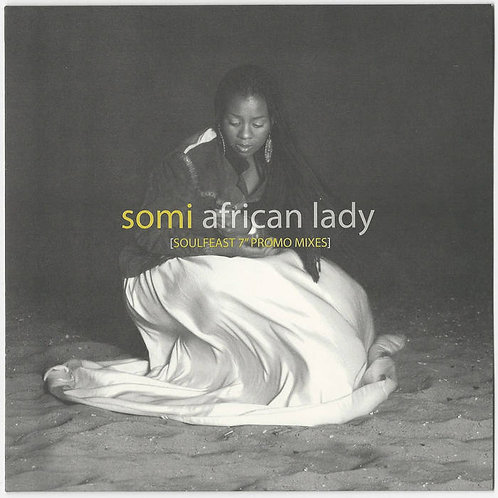 Somi - African Lady: Special Soul Feast Mixes