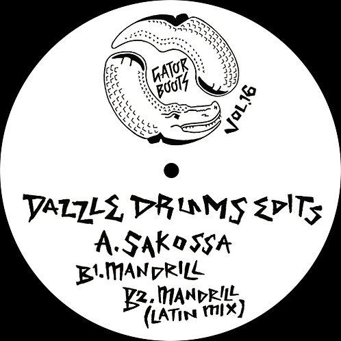 Dazzle Drums -  Gator Boots Vol. 16