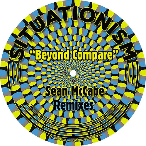 Situation feat Andre Espeut Beyond Compare (Sean McCabe Remixes)